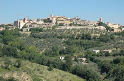Montefalco - panorama