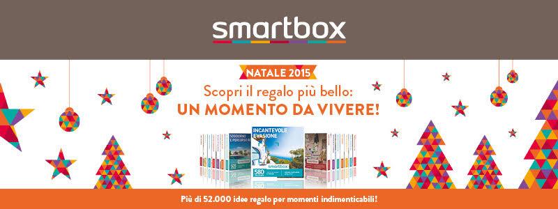 Idee regalo Smartbox
