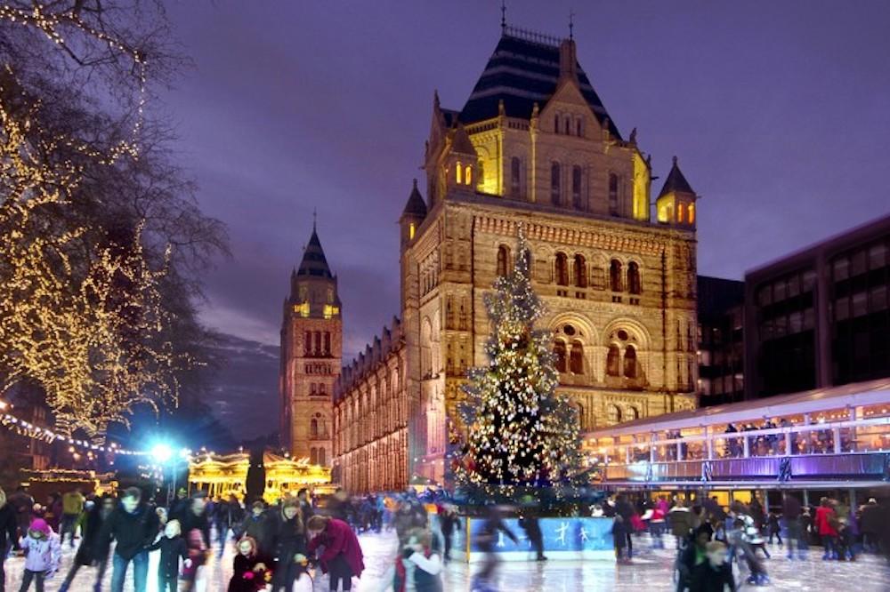 Immagini Londra Natale.Mercatini Di Natale A Londra